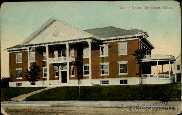 Wales Home Brockton Massachusetts