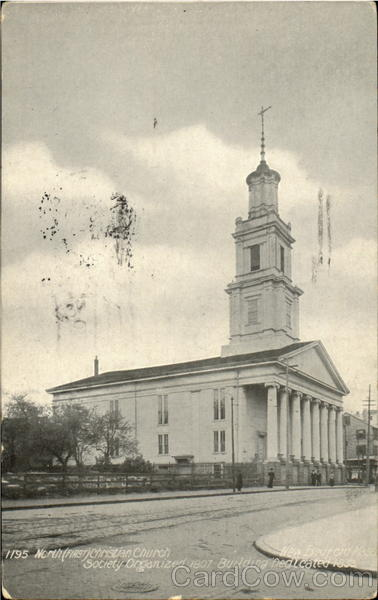 North (First) Christian Church New Bedford Massachusetts