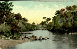 Head of the Pettequamscutt River
