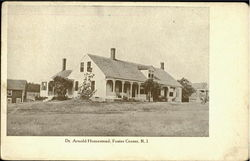 Dr. Arnold Homestead