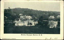 Hotels, Sunapee Harbor