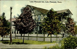 Lake Pleasant Inn.