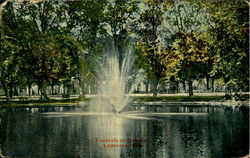 Fountain On Common