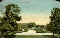 Road Scene, Franklin Park