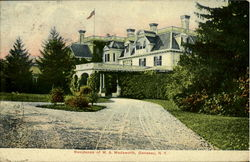 Residence of W.A. Wadsworth