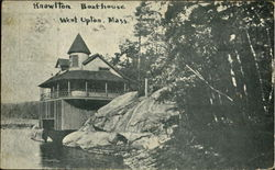 Knowlton Boathouse