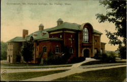 Gymnasium, Mt. Holyoke College