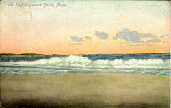 The Surf Postcard