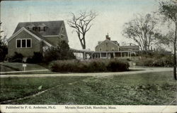 Myopia Hunt Club Postcard
