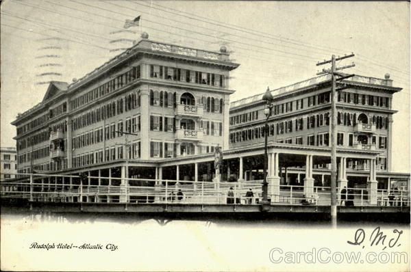 Rudolph Hotel Atlantic City New Hampshire