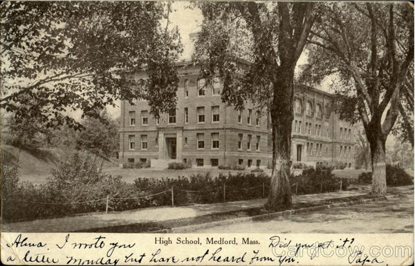 High School Medford Massachusetts