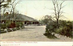 The  Overlook,Franklin Park