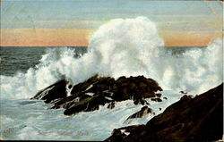 Surf Of Nahant