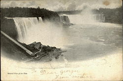 General View Of The Falls