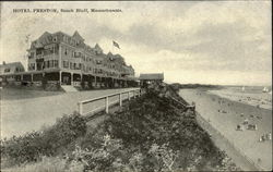 Hotel Preston, Beach Bluff