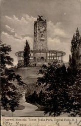 Cogswell Memorial Tower, Jenks Park