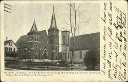 Rectory Catholic And Episcopal Churches