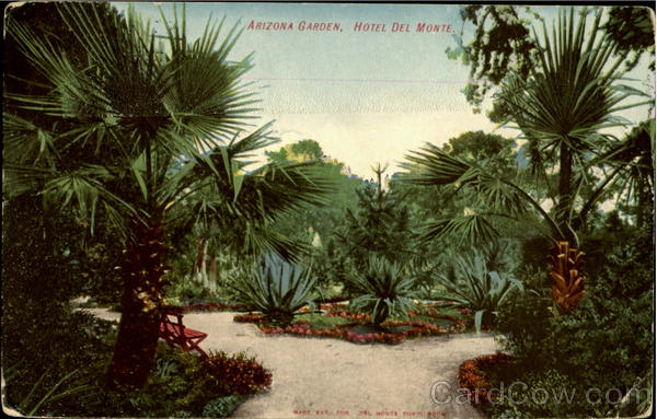 Arizona Garden, Hotel Del Monte California