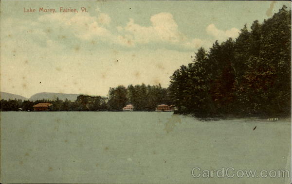 Lake Morey Fairlee Vermont