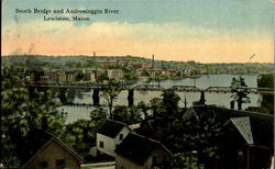 South Bridge and Androscoggin River