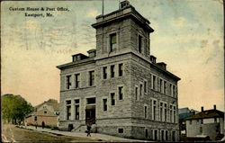 Coustom House & Post Office