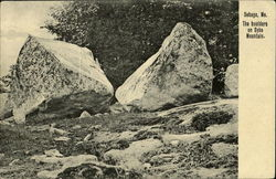 The boulders on dyke mountain