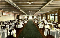 Dining Room at the SanOset