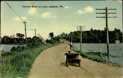 Turner Road at Lake Auburn
