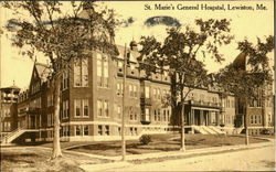 St. Marie's General Hospital