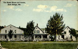 The Black House and Annex East