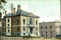 City Hall and Post Office
