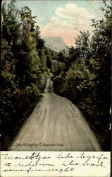 Mountain Road Postcard