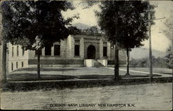 Gordon-Nase Library