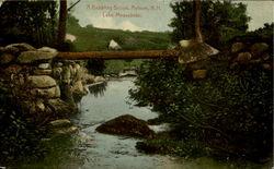 A Babbling Brook, Lake Massabesic