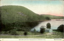 Gile Hill And Lake Massassecum