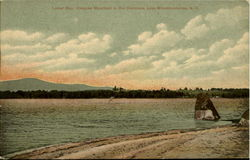 Lower Bay, Oasipee Mountian In The Distance