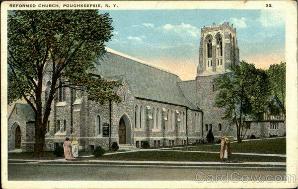 Reformed Church Poughkeepsie New York