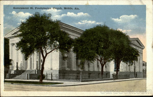 Government St. Presbyterian Church Mobile Alabama