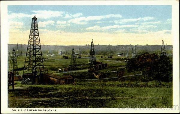 What Is My Paypal Email >> Oil Fields Tulsa, OK