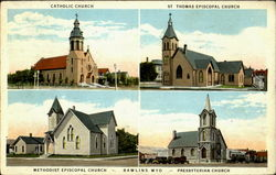 Churches Multi View