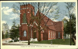 Church Of Our Savior , Episcopal Church Postcard