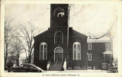 St. Peter'S Reformed Church Postcard