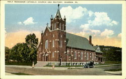 Holy Redeemer Catholic Church And Rectory