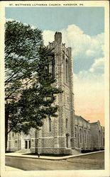 St. Mathews Lutheran Church