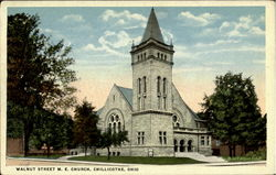 Walnut Street M.E. Church