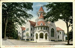 State St. & Asbury Methodist Episcopal Church
