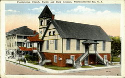 Presbyterian Church, Pacific And Burk Avenues