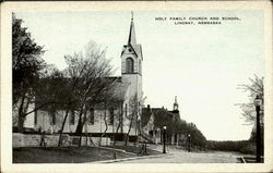 Holy Family Church And School