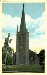 First Church In Ipswich