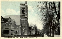 Christian Church, North Main Street